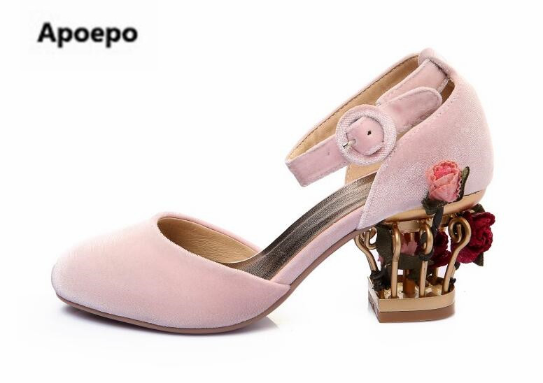 Apoepo design clogs...