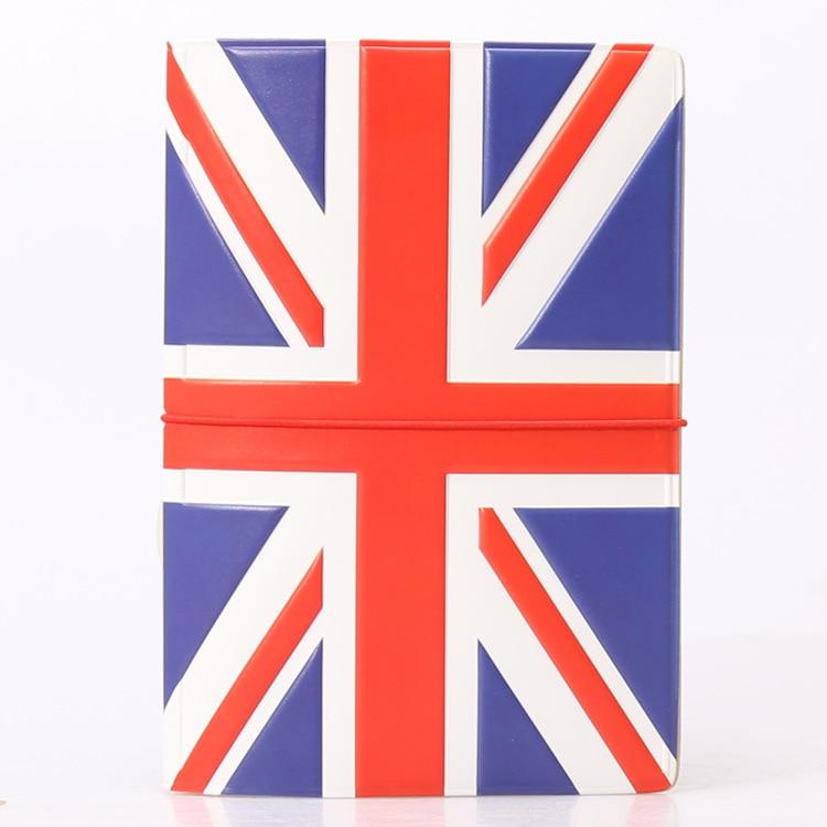 Hot Overseas Travel Accessories Passport Cover, Luggage Accessories Passport Card-The British Flag