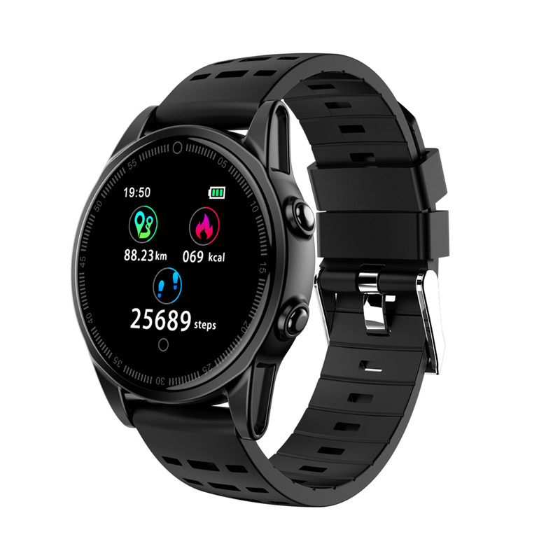 R13 Pro Smart Watch 0.95 2.5D IPS Waterproof Several Sports Mode Heart Rate Sleep Monitor Blood Pressure Smartwatch Wristband image