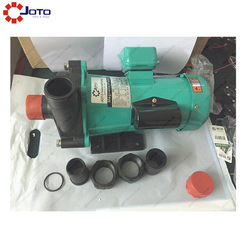 10% off offre spéciale MP (D)-120R/M meilleure pompe à entraînement magnétique électrique en plastique