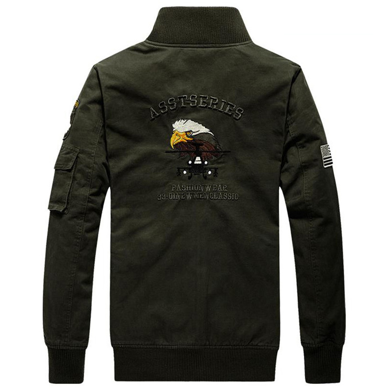bombardero hombres chaqueta 4xl 2018 de chaqueta abrigo M Hombre vxHwq0C