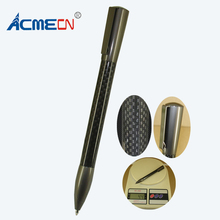 ACMECN New & unique Design Ballpoint Pen Office and School Writing Stationery Carbon Fiber Ball Pens Unisex Hot Christmas Gifts