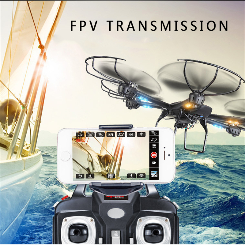MJX X601H Crones Camera Hd Wifi drone Auto Return RC Helicopter Professional FPV Drone Quadcopter with Camera jjr c jjrc h43wh h43 selfie elfie wifi fpv with hd camera altitude hold headless mode foldable arm rc quadcopter drone h37 mini