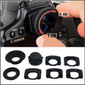 1.08x-1.60x Zoom Viewfinder Eyepiece Magnifier for Canon 5D Mark II III 6D 7D 60D 70D 450D 550D 600D 650D 700D 1100D