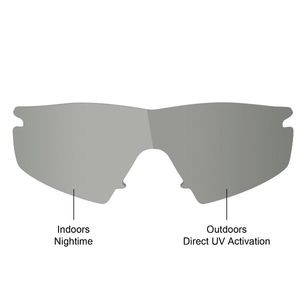Mryok POLARIZED Replacement Lenses for Oakley M Frame Strike ...