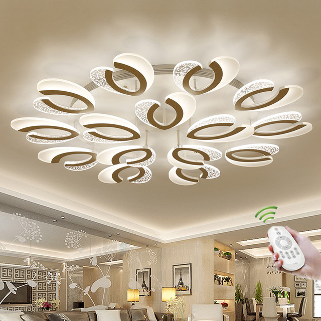 Led ceiling light for indoor home lighting led luminaria para sala Kitchen light Bedroom Modern led ceiling lamp deckenleuchten