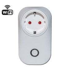 умный дом Новый Alexa голосового управления choifoo Smart Plug Wi-Fi Мощность разъем выход умный дом Беспроводной Управление S для IOS Andriod Смартфон