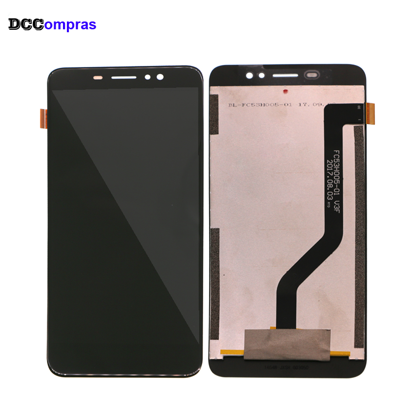 For Ulefone S8 Pro LCD Display Touch Screen Digitizer Assembly Mobile Phone Parts For Ulefone S8 Pro HD LCD DisplayFor Ulefone S8 Pro LCD Display Touch Screen Digitizer Assembly Mobile Phone Parts For Ulefone S8 Pro HD LCD Display
