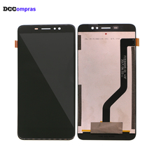 hot deal buy for ulefone s8 pro lcd display touch screen digitizer assembly mobile phone parts for ulefone s8 pro hd lcd display