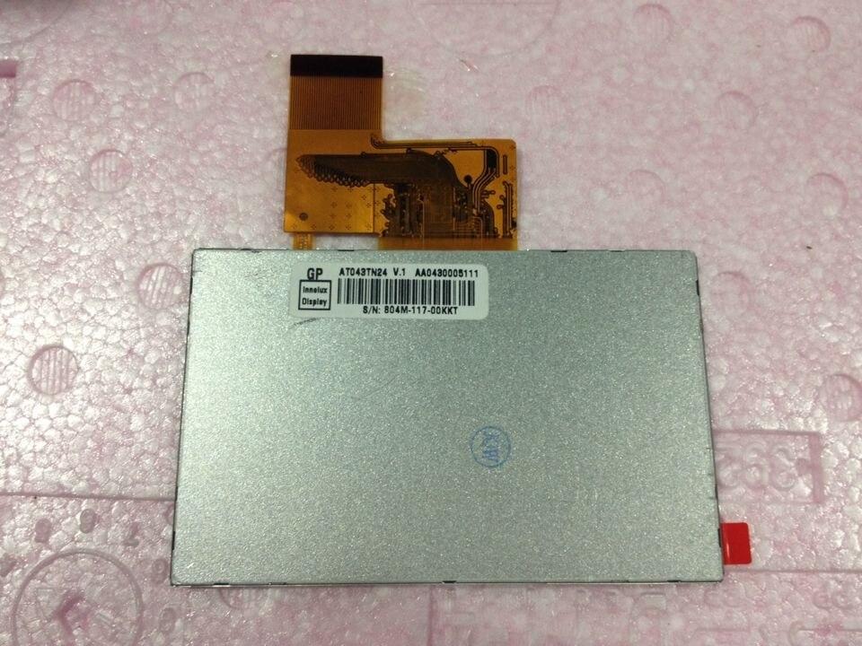 Innolux 4.3 inch AT043TN24 V.1 LCD screen  at043tn24 v 1 4 3 lcd led