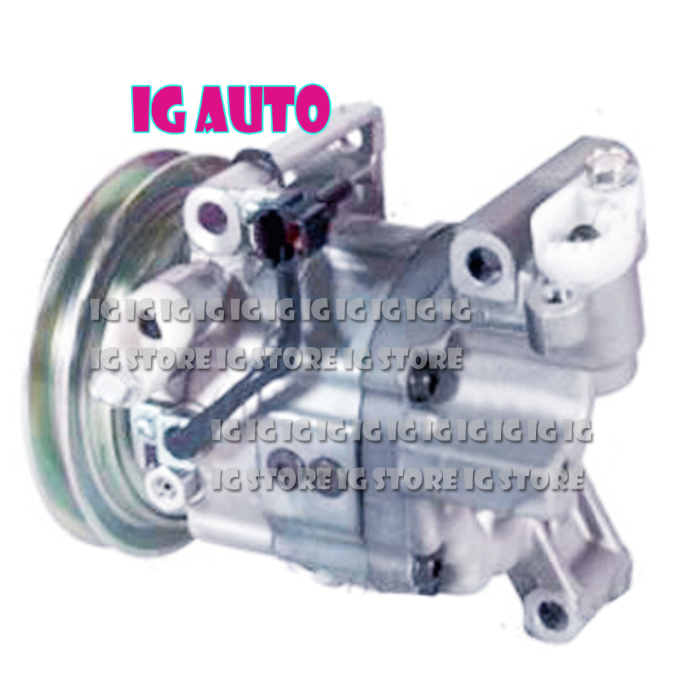 New Auto AC Compressor For Nissan X-Trail T30 2.2 dCi 4x4 2003-2013 92600-ES60A 92600ES60A 926005M301 926005M30A цена