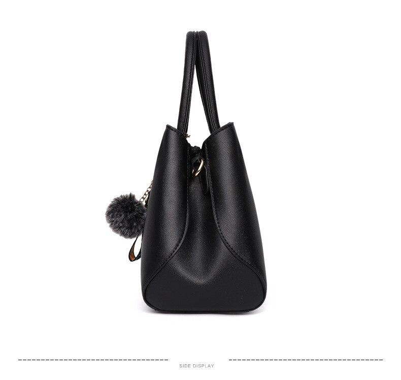 18 New women Handbags Fashion leather handbags Shoulder Bag women top-handle bags 9