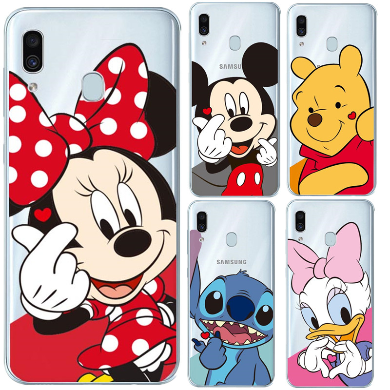 Phone-Case Protective-Cover A305 Silicone A8 Plus Samsung For Galaxy Soft TPU A6 A7 A10