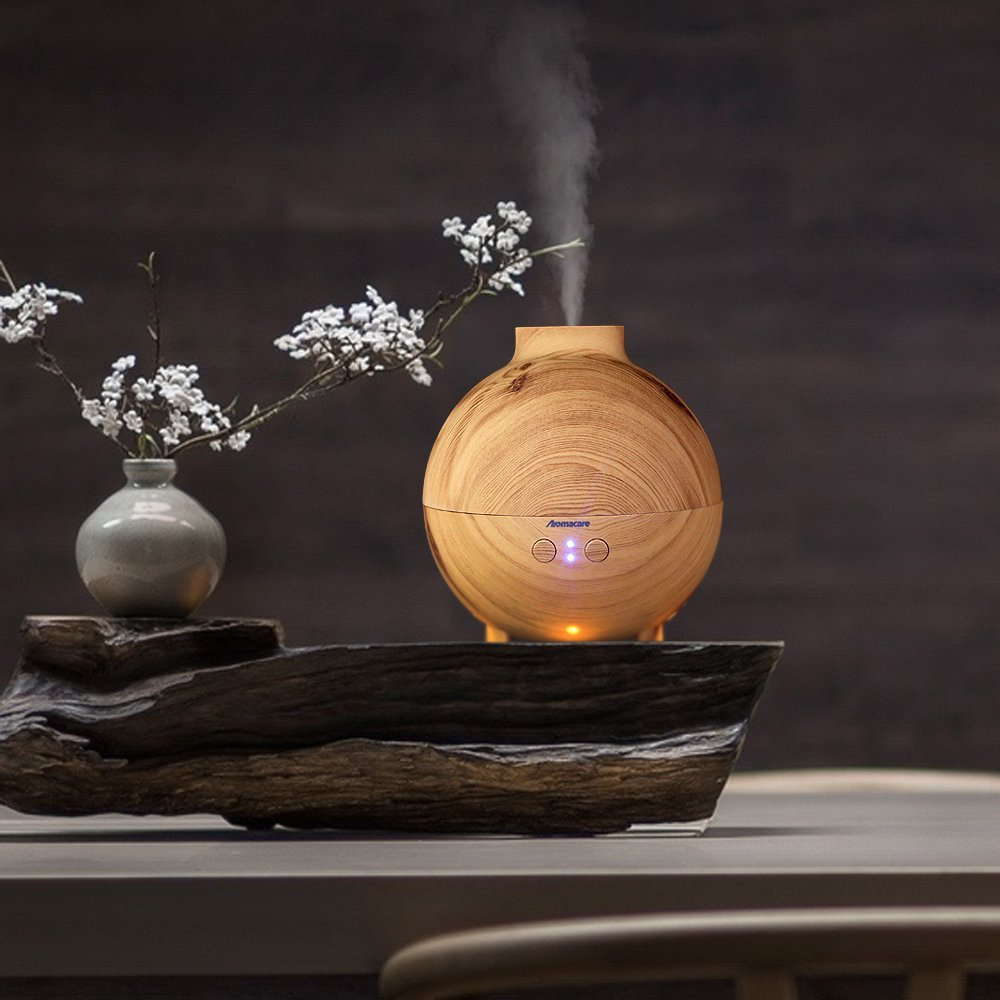 Aromacare 600ml Aroma Diffuseur d'huile essentielle Ultrasonique - Appareils ménagers - Photo 4