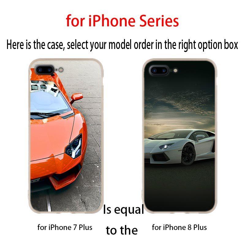 Lamborghini Wallpaper Soft Phone Case Cover For Iphone 11 Pro 2019 4 5 5s Se 6 6s 7 8 Plus X Xr Xs Max Telefoonhoesjes Cases