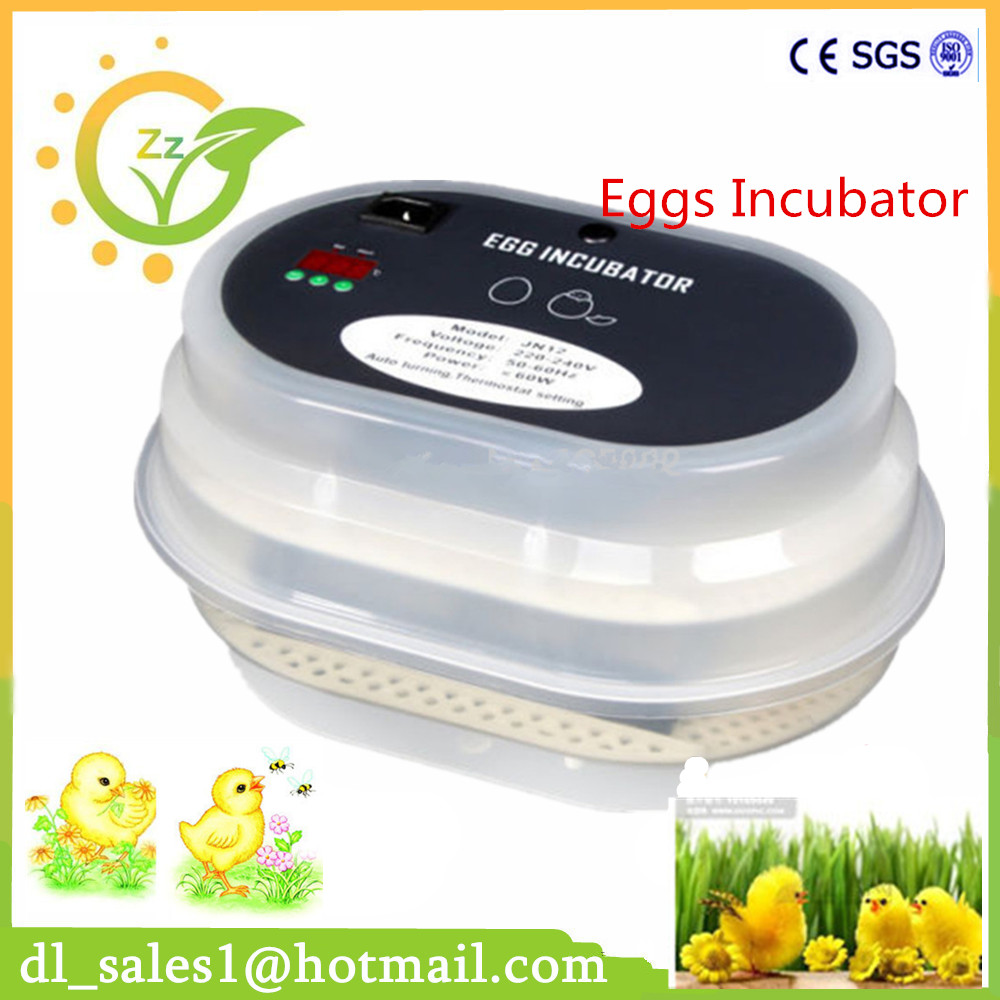 Hot Sale Holding 12 Eggs Digital Full Automatic Mini Duck Chicken Egg Incubator For Sale With Lowest Price