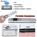 Free shipping!iScan02 Portable Digital Wireless Wifi 1050DPI LCD Scanner Document Photo JPG PDF Receipts A4 Mini Handy Scanner