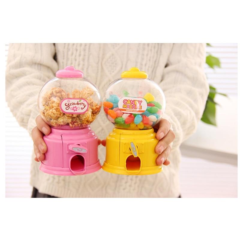 사탕 기계 장난감 상자 아기 장난감 돼지 저금통 - 역할연기 - 사진 4