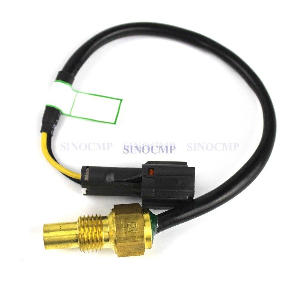 EC140B EC160B Water Temperature Sensor VOE14505855 14505855 For Volvo Excavator, 3 month warrantyEC140B EC160B Water Temperature Sensor VOE14505855 14505855 For Volvo Excavator, 3 month warranty