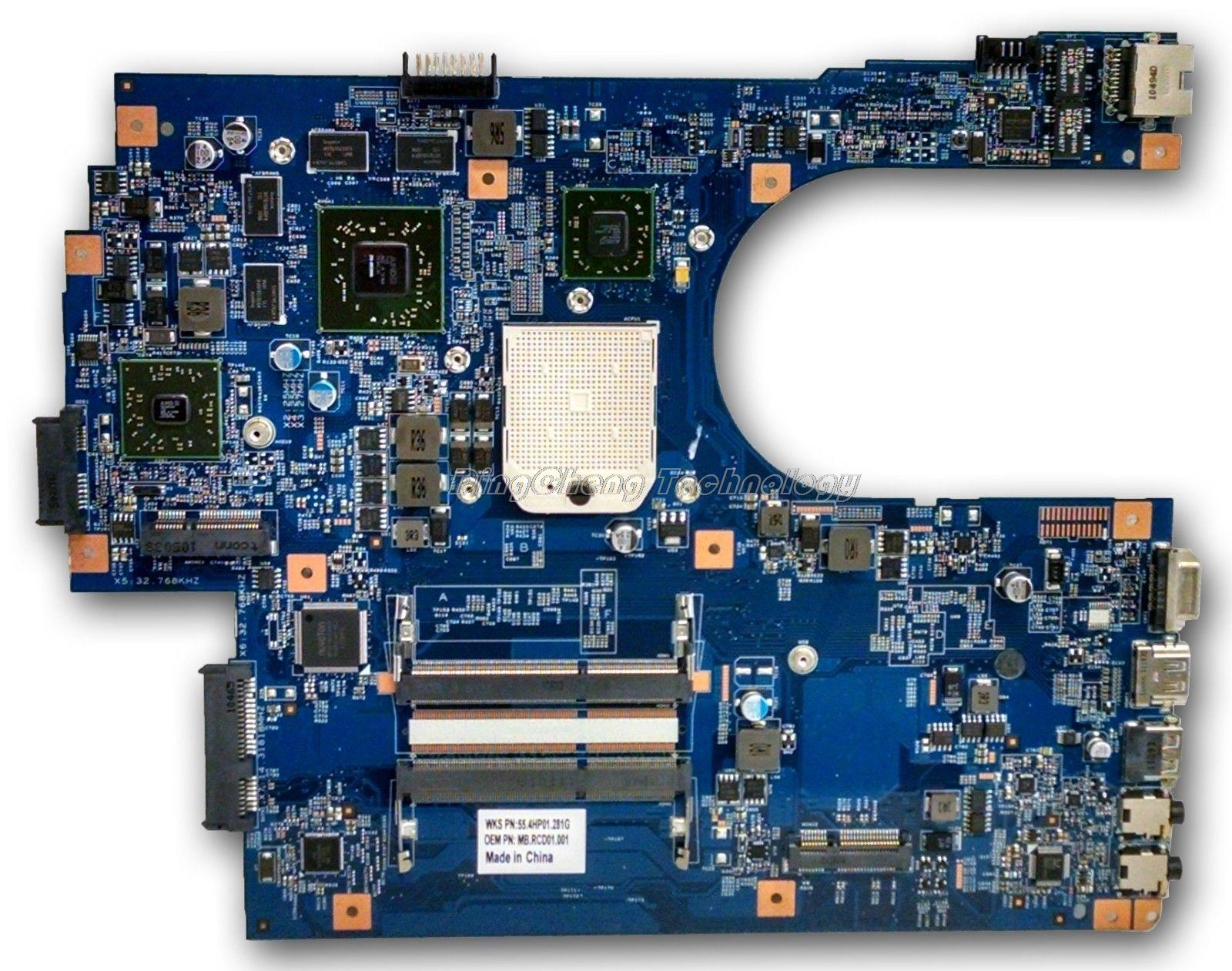 Laptop Motherboard For font b ACER b font 7551 JE70 DN MB 09929 1 48 4HP01