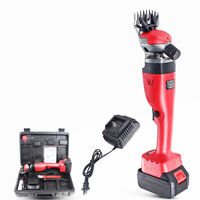 Portable 18V lithium battery rechargeable wool shears Electric sheep shears 220V Y