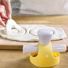 1 шт. DIY пончики производитель пресс-формы помадка торт пластиковые хлебобулочные пончики DIY жареный пончик чайник Резак Кухня банковские Кондитерские инструменты