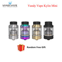Original Vandy Vape Kylin Mini RTA Atomizer Electronic Cigarette Honey Comb Airflow Vape Tank 3 5ml for Vandyvape Box Mod E Cig