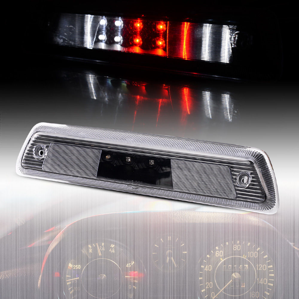 Us bright led 3rd third brake cargo rear tail lights for 09 14 ford f150