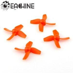 Eachine E010 E010C E010S RC Quadcopter Spares Parts Orange Propeller For Camera Drone Accessories