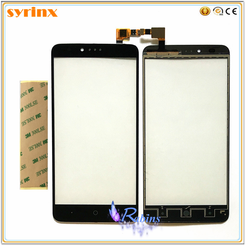 SYRINX 6.0 inch Mobile Phone Touch Panel Sensor Touchscreen For ZTE Zmax pro Z981 Touch Screen Digitizer Front Glass 3m tape|Mobile Phone Touch Panel| |  - title=