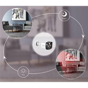 Image 3 - Gadinan 2.8mm Wide Angle IP Camera 3MP 2304*1296 1080P ONVIF P2P Outdoor Surveillance Security DC 12V/ 48V POE CCTV Outdoor