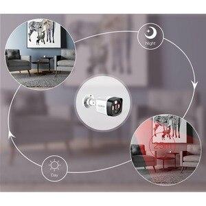 Image 3 - Gadinan 2.8mm szerokokątny aparat IP 3MP 2304*1296 1080P ONVIF P2P nadzór zewnętrzny bezpieczeństwo DC 12V/ 48V POE CCTV Outdoor