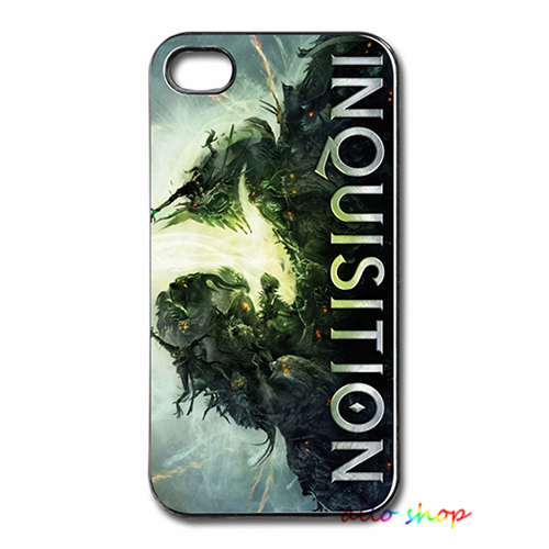 Dragon Age Inquistion 4 iphone case