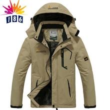 Neue winter mantel jacke männliche/weibliche wasserdicht winddicht jacke Männer Plus dicke samt warme beiläufige mantel jacke größe 4XL5XL6XL7XL
