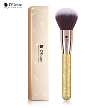DUcare 1 PC Powder Brush Large Blush Brush Professional Makeup Brushes Super Soft Synthetic Hair Cosmetic Tools