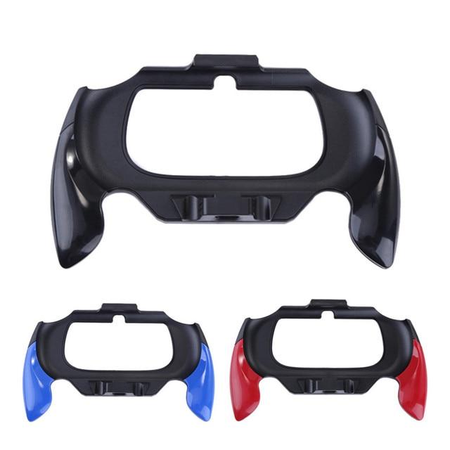 Nhựa dành cho PS Vita Ốp Lưng Cầm Tay Cầm Chân Đế cho Sony PSV Game PS Vita Phụ Kiện 2000 tay bộ điều khiển Bảo Vệ