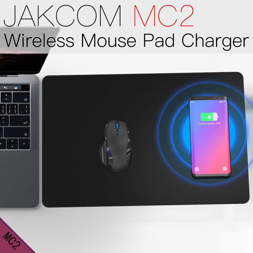 JAKCOM MC2 Wireless Mouse Pad Charger Hot sale in Chargers as dex station fonte