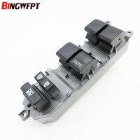 Electric Window Master Control Switch For Toyota Corolla RAV4 Vios 84820 02190 84820 12520 84820