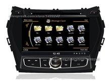 For Hyundai Maxcruz 2012~2013 – Car GPS Navigation System + Radio TV DVD iPod BT 3G WIFI HD Screen Multimedia System
