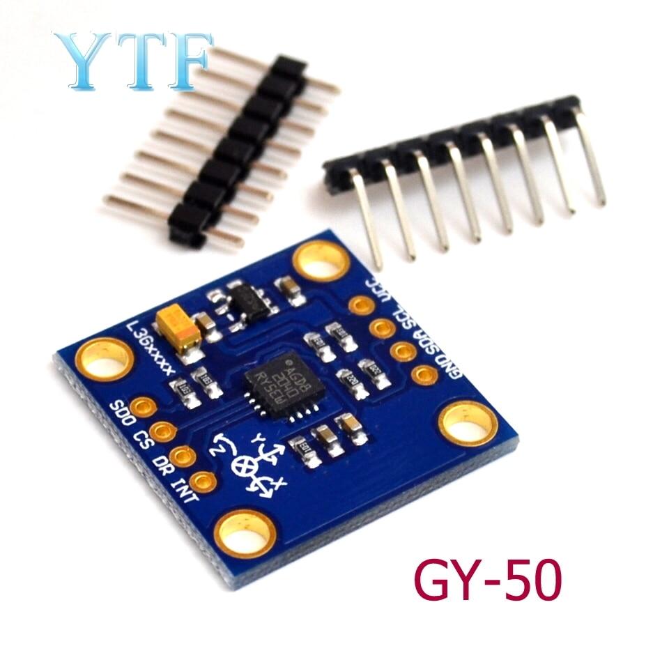 GY-50 L3G4200D 3 Axis Digital Gyroscope Sensor Module Angular Velocity Module