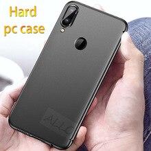 קשה מקרה טלפון על לxiaomi Redmi הערה 5 7 פרו הערה 4X4 מקרה מט פלסטיק מחשב מגן כיסוי Redmi הערה 7 פרו חזרה מלא מקרה