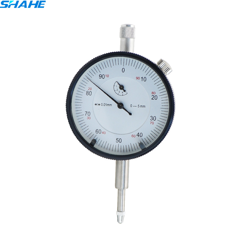 0.01mm High Accuracy Metric Dial Indicator Gauge 0 5 Mm Flexible Magnetic Base