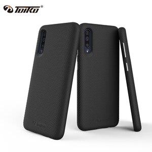 Image 5 - TOIKO X, carcasa protectora de doble capa para Samsung Galaxy A10, A20, A30, A50, A70, A80, funda trasera a prueba de golpes, carcasa híbrida de TPU para parachoques