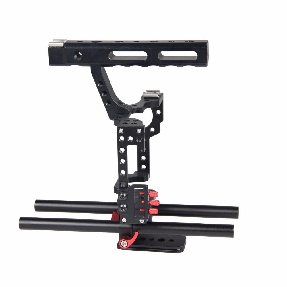 Mbështetës për stabilizuesin e kafazit me kamera DSLR me sistem - Kamera dhe foto - Foto 2