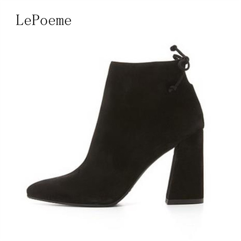 Online Buy Wholesale latest ankle boots from China latest ankle