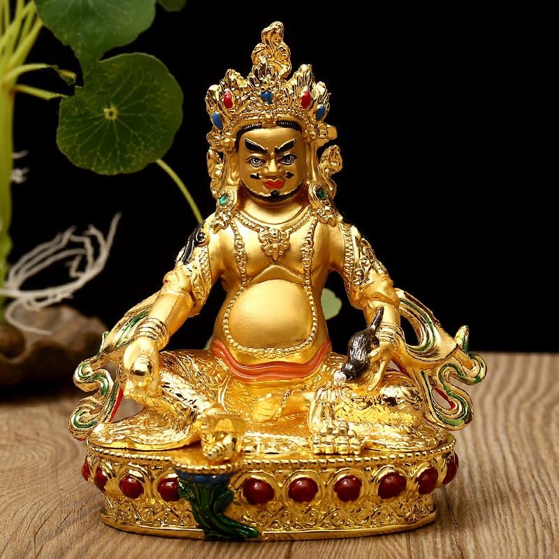 Tranic Buddhist Suppliers,Efficacious Bodhisattva Putting Home Decorations,Gilding Colored Yellow Tsanbala Buddha StatueTranic Buddhist Suppliers,Efficacious Bodhisattva Putting Home Decorations,Gilding Colored Yellow Tsanbala Buddha Statue