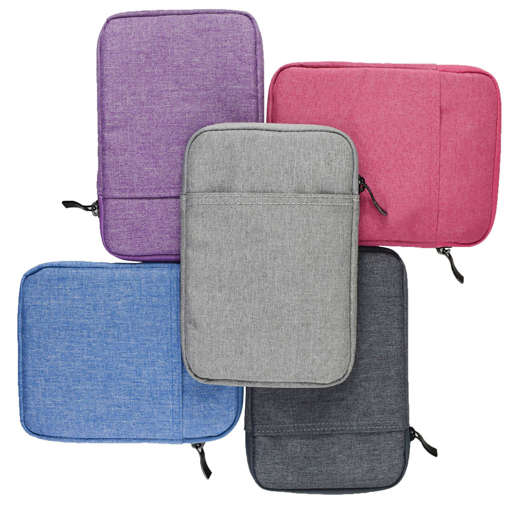 2018 New Soft Protect Universal 6 Inch Ebook Bag Case For Kindle Kobo Glo Aura Touch Sony Prs ONYX Boox C67ml Kepler PocketBook