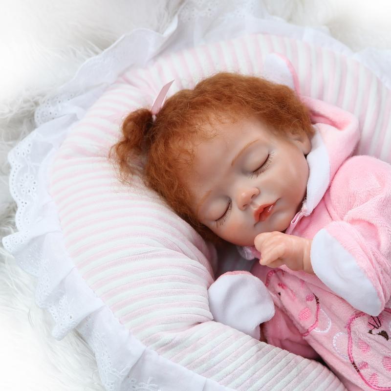 Nouveau 42 cm silicone reborn baby poupée enfants playmate cadeau pour les filles baby alive doux toys pour bouquets poupée bébé reborn