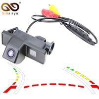 Trajectory Dynamic CCD Car Rear View Camera Reverse Parking Camera for Mercedes Benz Vito Viano 2004 B Class Sprinter