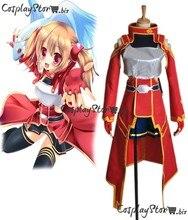 Popular Sword Art Online Silica Cosplay Costume-Buy Cheap Sword Art ... b13c70bc99f8